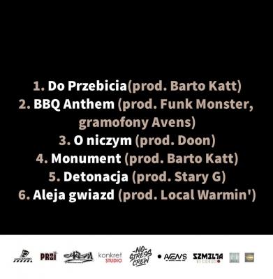 Płyta CD Śledzik PRZI