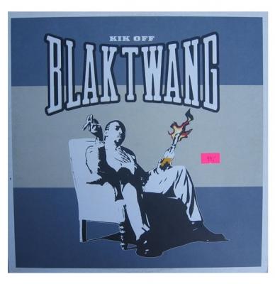 Vinyl Blaktwang - Kik off