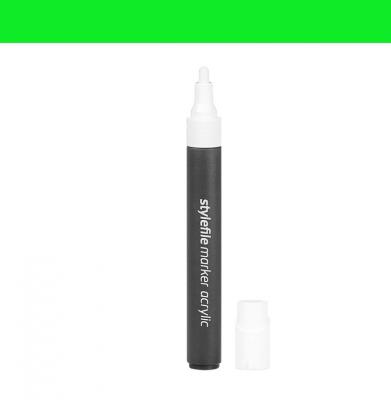 Marker STYLEFILE Acrylic Single Marker Green 4mm