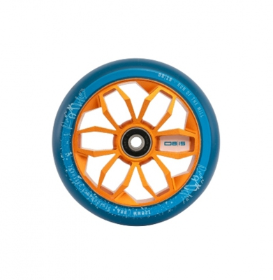 Kółko MAD GEAR MGP 0815 Orange 120mm