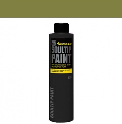 Farba ON THE RUN Soultip Gold 210ml