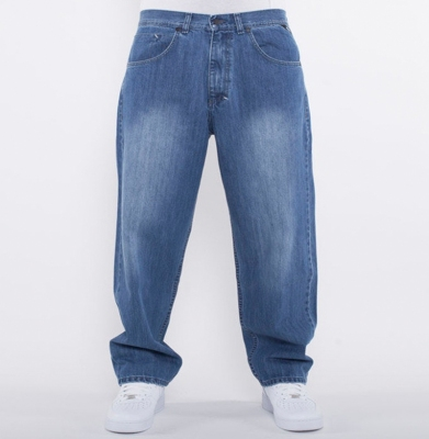 Spodnie MASS DNM SLANG Blue