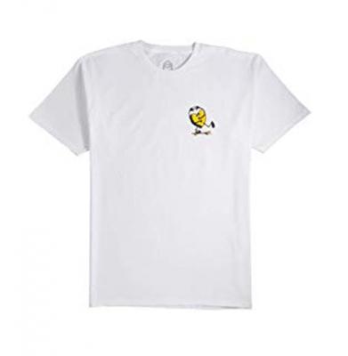 Koszulka SK8MAFIA WuWes White