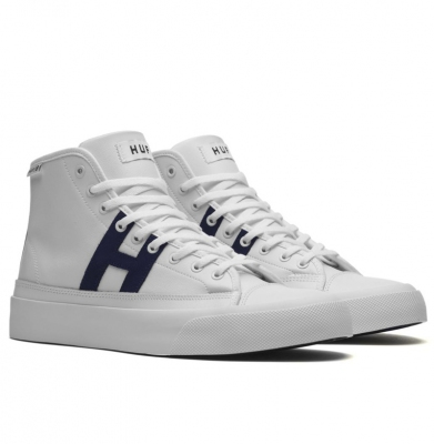 Buty HUF Hupper 2 Hi White/Navy
