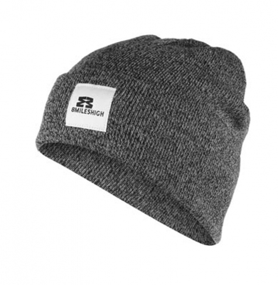 Czapka Zimowa Fisherman 8 MILES HIGH Beanie Heather Grey