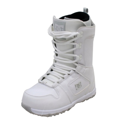 Buty DC PHASE White/Light Grey (WL3)