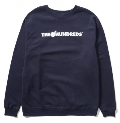 Bluza THE HUNDREDS Forever Navy