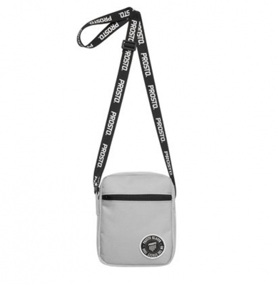 Saszetka/Listonoszka PROSTO NECK BAG MERCURIAL GREY