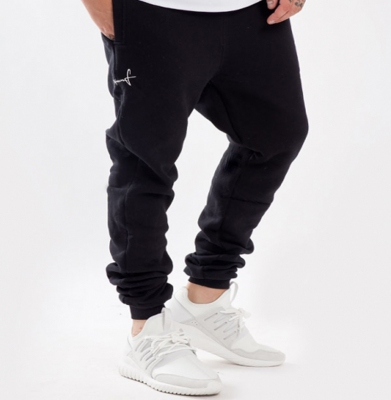 Spodnie Jogger STOPROCENT SDC COWBOY BASE Black
