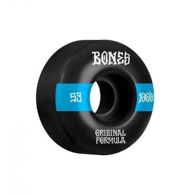 Kółka BONES OG FORMULA BLACK V4 53mm