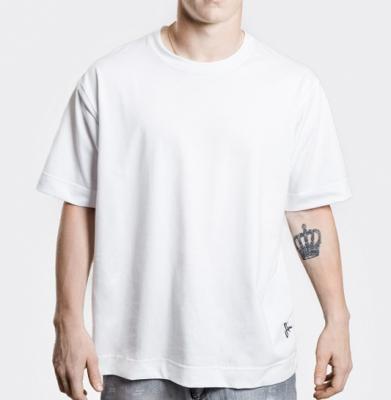 Koszulka STOPROCENT TM BASE BAGGY White