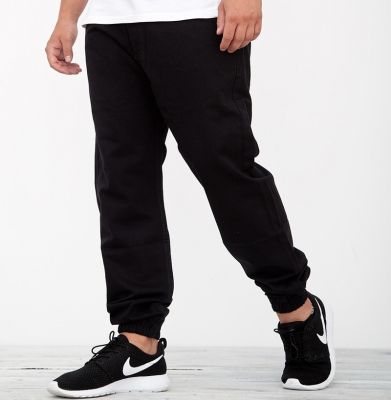 Spodnie MASS DNM Jogger Signature Black