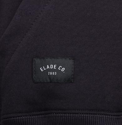 Bluza ELADE HOODY TWO TONE OLIVE/GRAPHITE