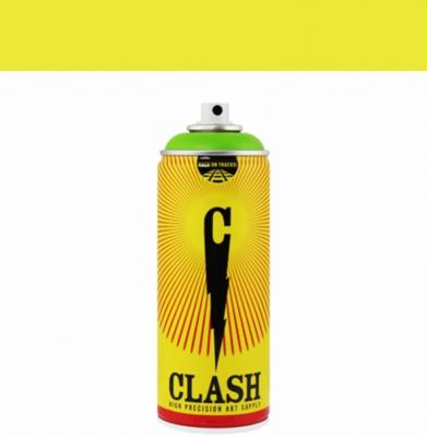 Farba CLASH Fluo Yellow B123