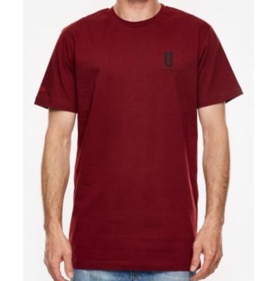 Koszulka BOR BASIC Bordo