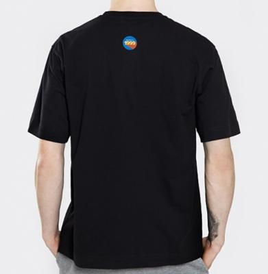 Koszulka STOPROCENT TM CLOUD BLACK