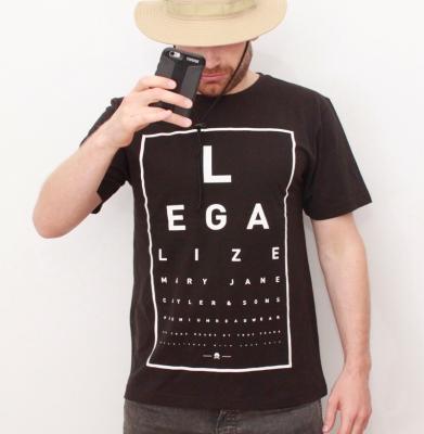 Koszulka CAYLER & SONS LEGALIZE