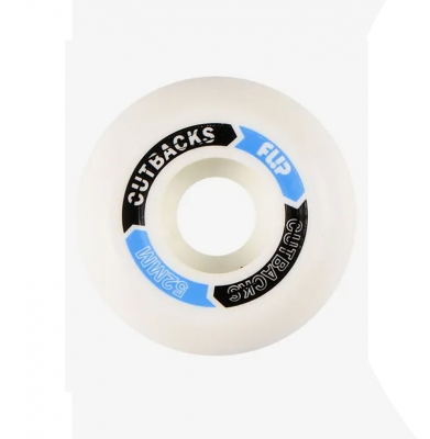 Koła FLIP CUTBACKS BLUES 52mm 99a