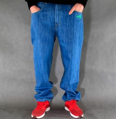 Spodnie EL POLAKO PANDA Lt.Blue