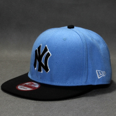Snapback NEW ERA NY blue/black