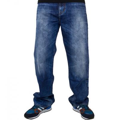 Spodnie Jeans ECKO 74RE RHINO Med.Blue