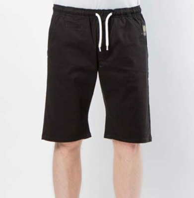 Szorty MASS DNM Classics Shorts Chino Black