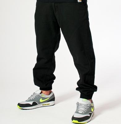 Spodnie SSG Jogger Classic Czarne