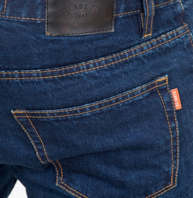 Spodnie ELADE Orange Dark Blue