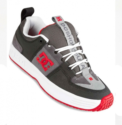 Buty DC Lynx Og Grey/Red