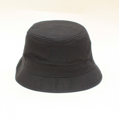 Czapka ROCA WEAR Bucket Black hat