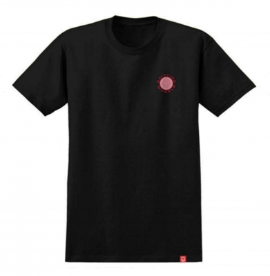 Koszulka SPITFIRE CLASSIC 87 SWIRL Black Red