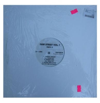 Vinyl Raw Street Vol. 1