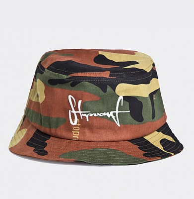 Czapka STOPROCENT BUCKET TAG CAMO