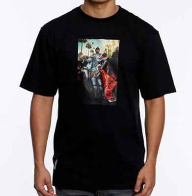 Koszulka MASS DNM Lord 2Pac Black
