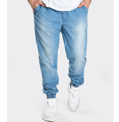 Spodnie Joggery STOPROCENT SJG SIMPLE19 BLUE
