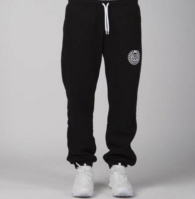 Spodnie Dresowe MASS DNM Base Black