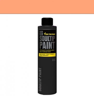 Farba ON THE RUN Soultip Neon Apricot 210ml