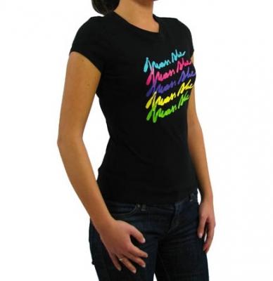 T-Shirt MASS SHE - XEROGIRL