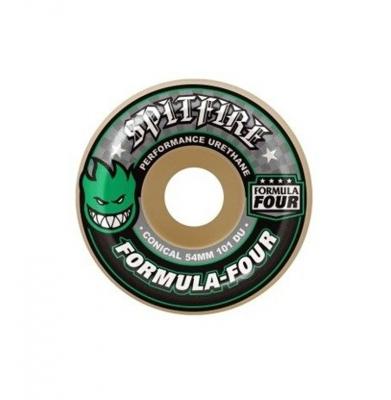 Koła SPITFIRE Formula Four Conical 101A green