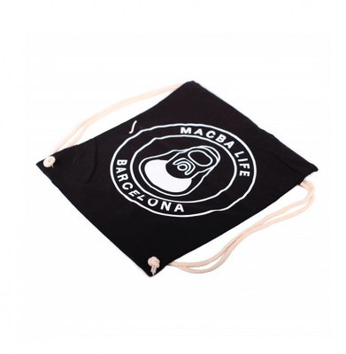 Worek MACBA LIFE Og Logo Bag Black