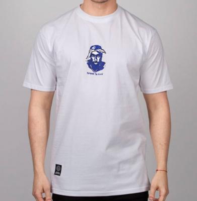 Koszulka MASS DNM Icon MC 2Pac White