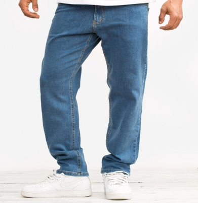 Spodnie MORO Slim Base18 Jasne Pranie