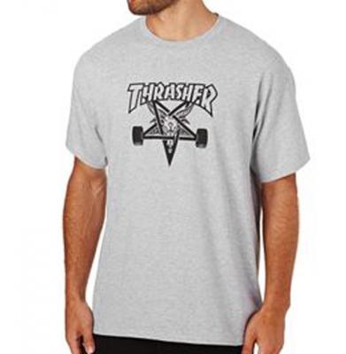 Koszulka THRASHER SK8Goat Grey
