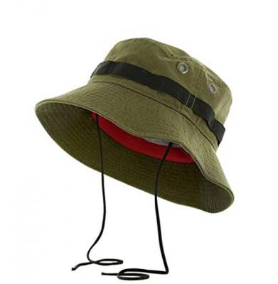 Czapka MASTERDIS C3 Safari Bucket Olive