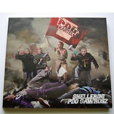Płyta CD Shellerini