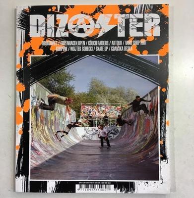Czasopismo Dizaster Mag #22