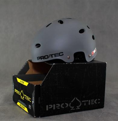 Kask PROTEC B2 Bike Sxp Matte Grey