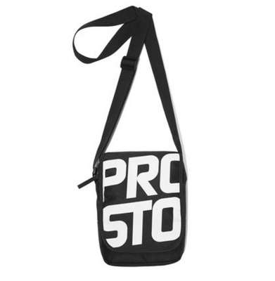 Saszetka/Listonoszka PROSTO BAG PURSE BLACK