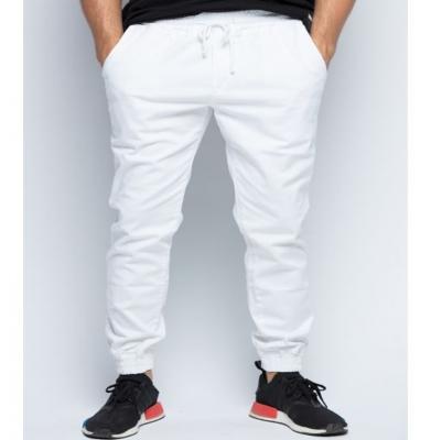 Spodnie DIAMANTE WEAR 'Jogger RM Classic' Biały