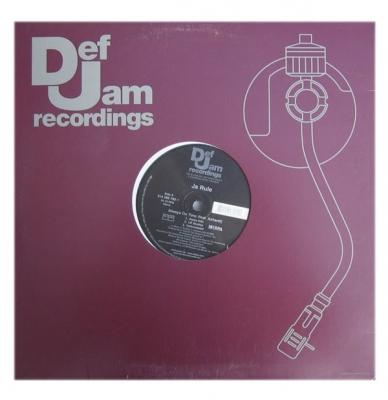 Vinyl Ja Rule  - Always On Time